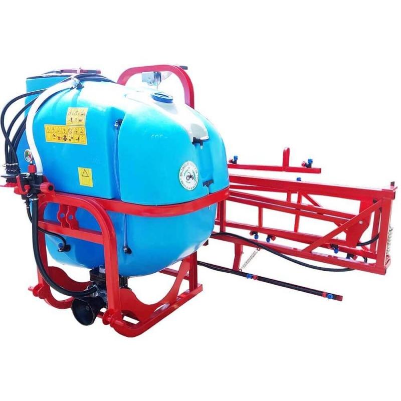 Опрыскиватель для трактора навесной Wirax 600 литров (штанга 14 метров)