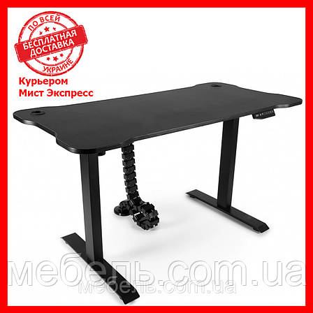 Регульований стіл Barsky StandUp Memory + кабель-менеджмент BSU_el-02/BCM-01, фото 2