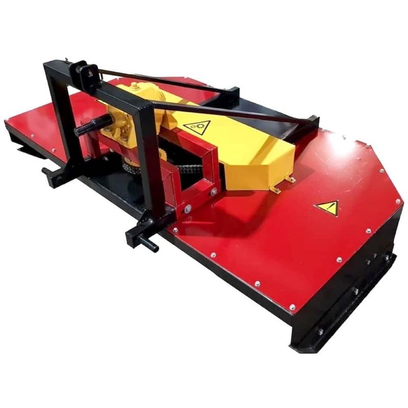 Косилка измельчитель для минитрактора роторная садовая КПС-1,8
