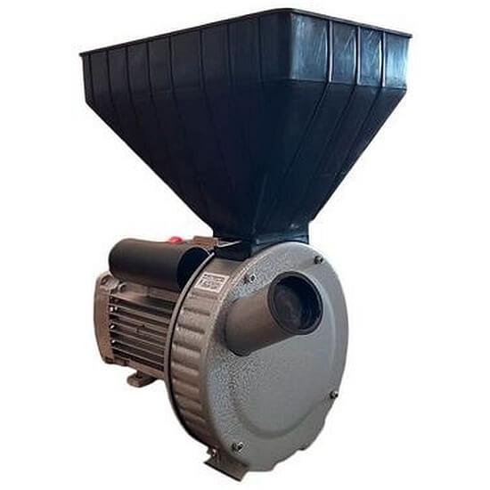 Зернодробилка электрическая молотковая Газда М-80