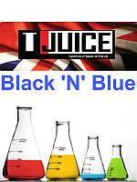 Набор для замеса жидкости T-Juice Black 'N' Blue 100 мл.
