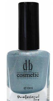 Лак для ногтей Dark Blue Голографический №263