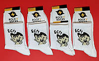 Носки с приколами демисезонные Rock'n'socks 444-39 Украина one size (37-44р) НМД-0510486