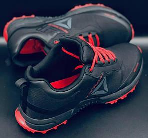 """Мужские кроссовки демисезонные """"Reebok WATERPROOF"""" - черные (41-46), фото 2"""