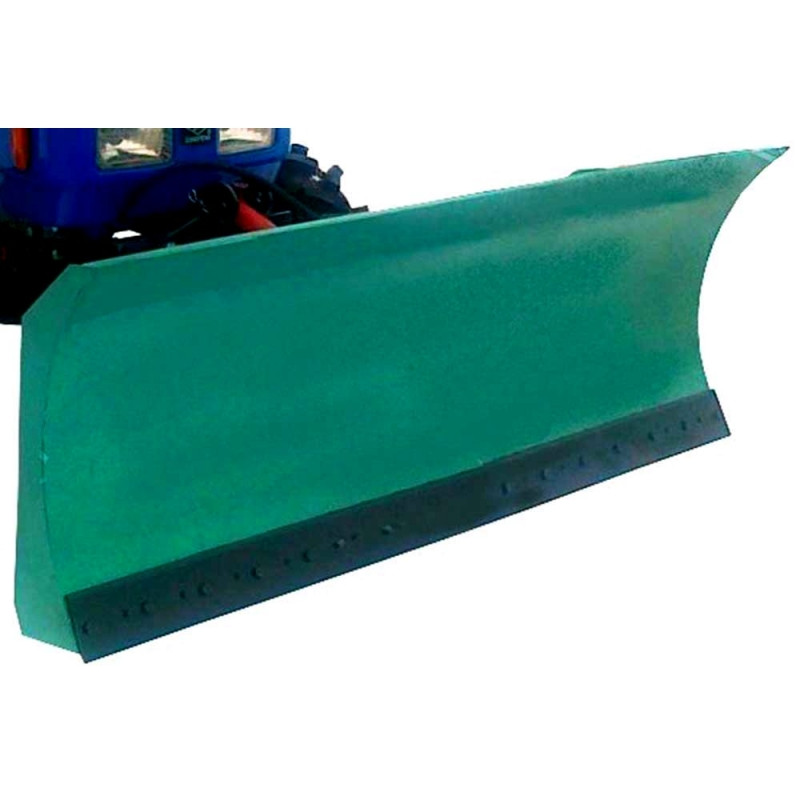 Лопата отвал для минитрактора DongFeng 240/244 с механическим поворотом