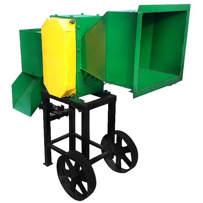 Гілкоподрібнювач до мотоблока РМ-80 Т (подрібнювач деревини)