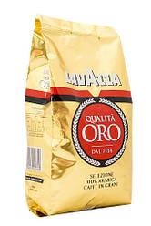 Кофе в зернах зерновой LAVAZZA лаваца лавазза Lavazza Qualita Oro 1 кг Оригинал EU
