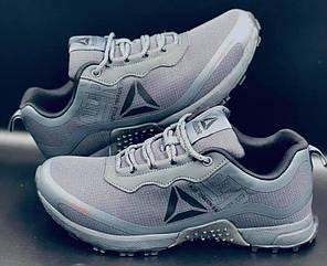 """Мужские кроссовки демисезонные """"Reebok WATERPROOF"""" - серые (41-46), фото 2"""
