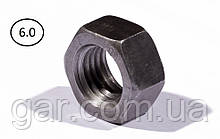 Гайки шестигранні М36 DIN 934, ГОСТ 5915-70 ГОСТ 5927-70 клас міцності 5.0, 6.0