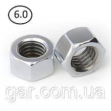 Гайки шестигранні М48 DIN 934, ГОСТ 5915-70 ГОСТ 5927-70 клас міцності 5.0, 6.0