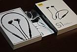 Беспроводные спортивные наушники Mifa S1 Black водозащищенная гарнитура IPX5  Bluetooth 4.2, фото 9