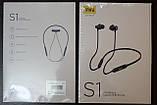 Беспроводные спортивные наушники Mifa S1 Black водозащищенная гарнитура IPX5  Bluetooth 4.2, фото 8
