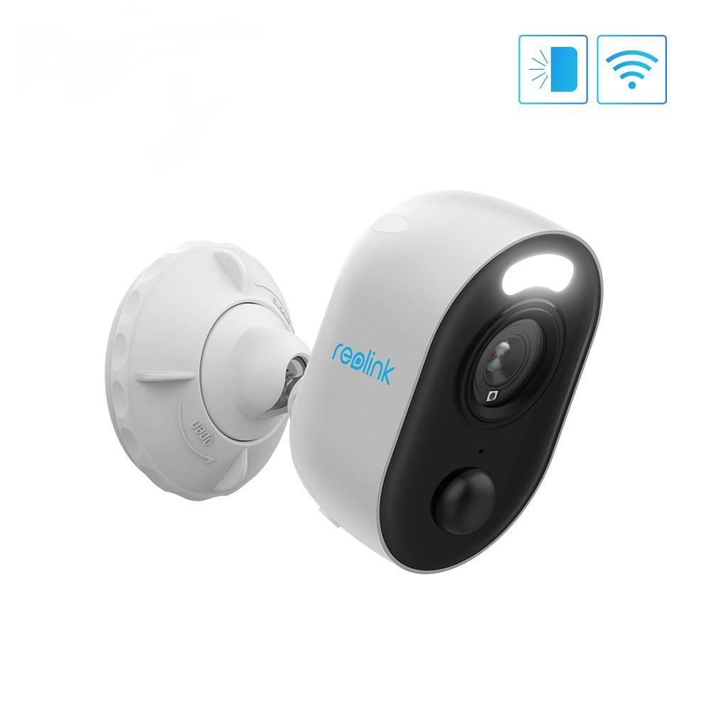 WiFi видеокамера Reolink Lumus (2Mp, IP, с прожектором)