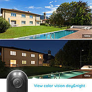 WiFi видеокамера Reolink Lumus (2Mp, IP, с прожектором), фото 5