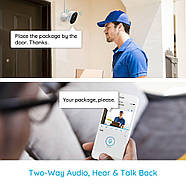 WiFi видеокамера Reolink Lumus (2Mp, IP, с прожектором), фото 6