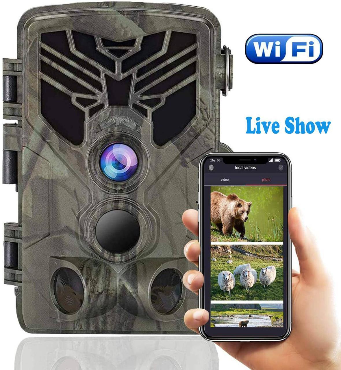WiFi фотоловушка Suntekcam WIFI810