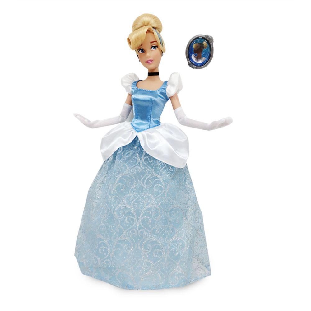 Кукла Золушка с драгоценным кулоном - Cinderella Disney принцесса Дисней