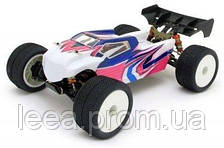 Трагги LC Racing Tgh, масштаб 1к14 бесколлекторная белый SKL17-139644