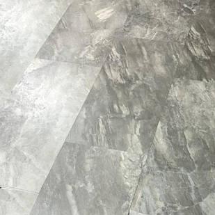 Вініл SPC Stonehenge Мармуровий коричневий STHP07 водостійкий 33 клас 4мм товщина широка дошка з фаскою