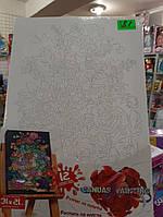 """Креативна творчість """"Розпис на полотні """"Canvas Painting"""" цветы, фото 1"""