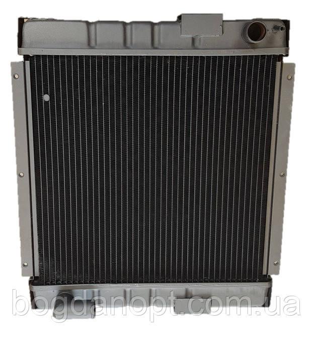 Радиатор системы охлаждения Тата 613, Эталон, Иван, Баз Е-1 (медный) 252550100225