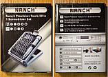 Отличный Набор NANCH Tools Магнитная Отвертка + 22 Биты / CR-V / HRC 58-62 для ремонта техники, фото 10