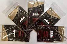 Addi Art. 775-7/40 - Спицы круговые с удлиненным кончиком латунные, 40 см