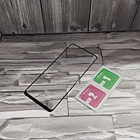 Tecno Spark 6 захисне скло для телефона противоударне 5D Full Glue Black (повна проклейка)
