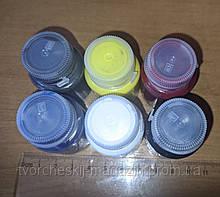 Красители для окраски эпоксидной смолы: безводные пасты, 20 мл -1 шт, цвет на выбор