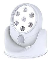 Беспроводной светодиодный светильник с датчиком движения Light Angel для уличного освещения.