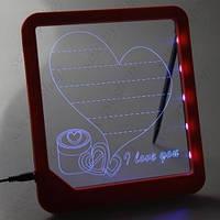 LED доска для рисования