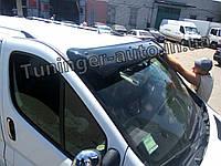Козырек на лобовое стекло Renault Trafic/Opel Vivaro 2001-2013 (Турецкий), фото 1