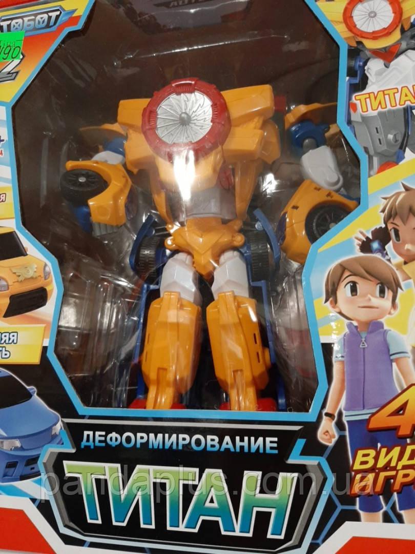 "Трансформер робот ""Титан"""