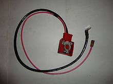 Кабель плюс АКБ усиленный (клемма:латунь усиленная, сечение 16 мм.кв) ВАЗ 2107 (15668)