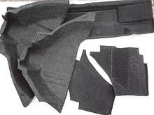 Обивка багажника ВАЗ 2108 ворс с арками (к-кт 5 шт) ДЭЛ
