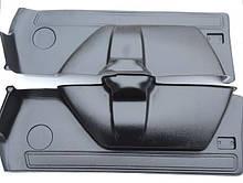 Обивка багажника ВАЗ 2121 пластик (усиленная) (к-кт 2 шт)