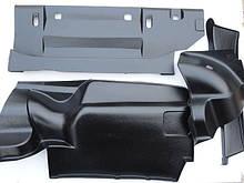 Обивка багажника ВАЗ 2106 пластик (усиленная) (к-кт 4 шт)