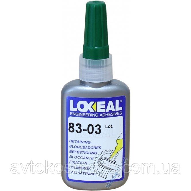LOXEAL 83-03 фиксатор высокой прочности 0,2 зазор
