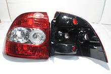 Корпус фонаря заднего ВАЗ 2170 ДААЗ левый