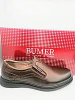 Туфли Bumer 101 натуральная кожа кор., фото 1