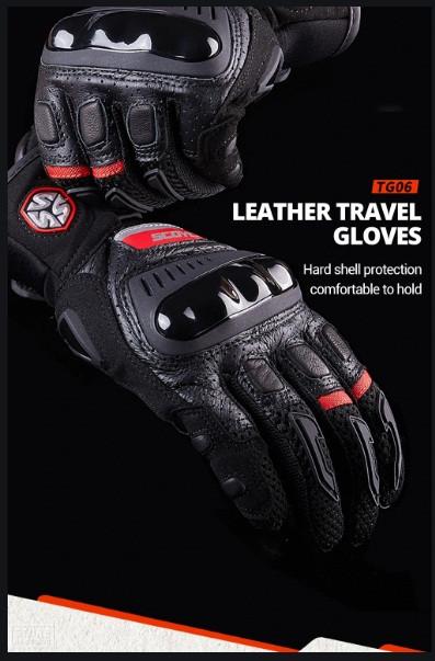 Мото перчатки SCOYCO TG06