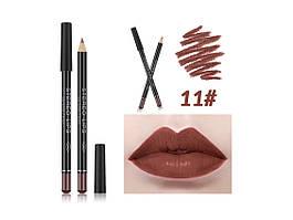 Контурный карандаш для губ Vibely Stereo Lips Lip Liner Pencil, 1г