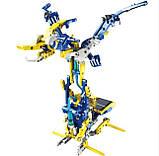 Конструктор робот на солнечной панели 11 в 1 RoboKit TyT, фото 2
