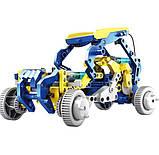 Конструктор робот на солнечной панели 11 в 1 RoboKit TyT, фото 4