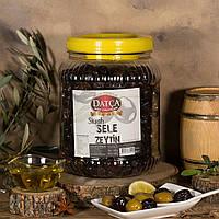 Оливки черные Sele Datca 2 кг