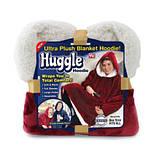 Плед-толстовка Huggle Hoodie с капюшоном TyT, фото 3