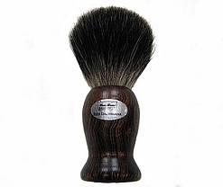 Помазок для бритья Hans Baier 10014-81 Натуральный волос барсука, фото 3
