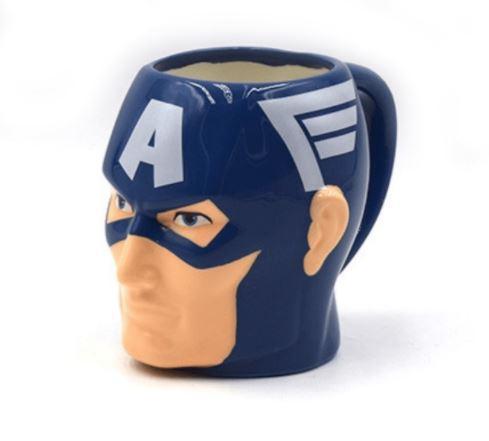 Чашка «Капитан Америка» TyT