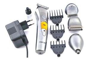 Профессиональная машинка для стрижки Gemei GM 580 7 в 1 Электрическая бритва с триммером для бороды, фото 3