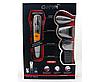 Профессиональная машинка для стрижки Gemei GM 580 7 в 1 Электрическая бритва с триммером для бороды, фото 2